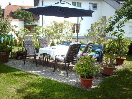 Haus Hanni Ebner, Garten 01