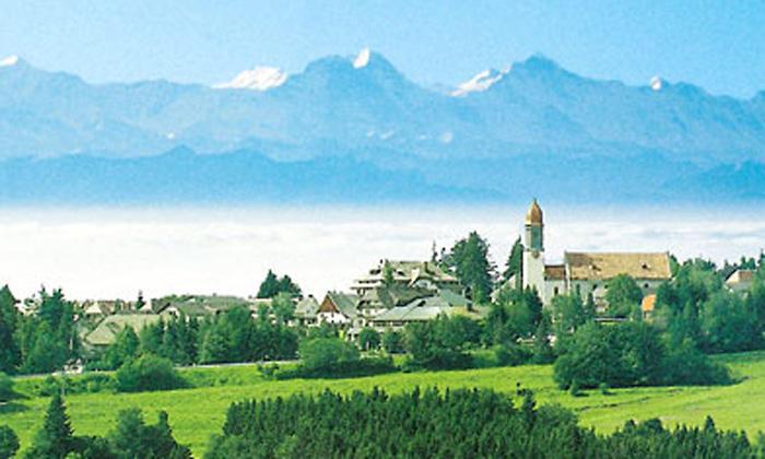 Hoechenschwand Alpensicht
